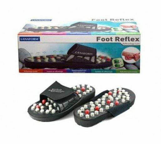 Papuci Foot Reflex ,reflexoterapie-masaj,relaxare