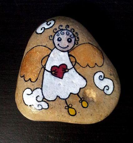 Рисувани камъни, СУВЕНИРИ