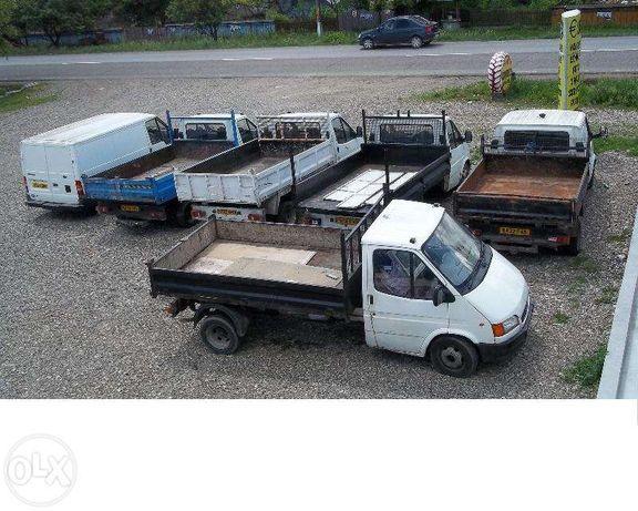 Dezmembrari piese Ford Transit BASCULABIL punte dubla arc grup jante