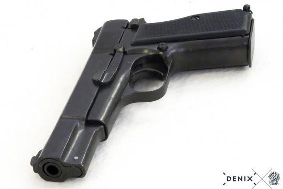 Пистолет Браунинг / Browning HP or GP35 Реплика на револвер