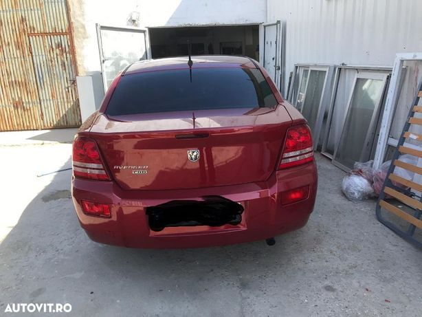 Dodge Avenger Foarte bună calitate, interior, exterior, ofer probă mecanică
