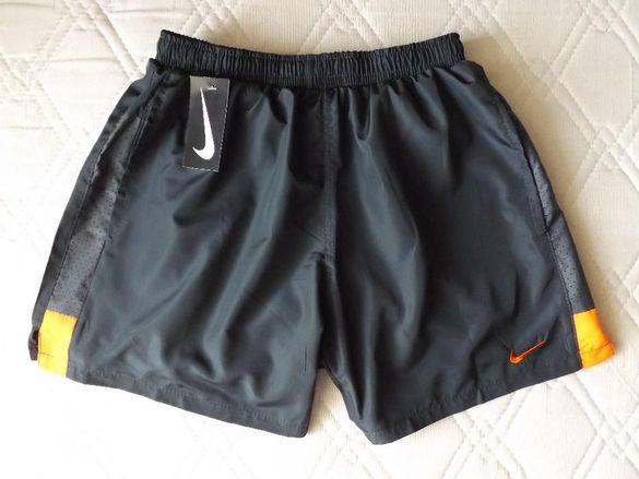 Мъжки къси гащи /бански/- Nike- графит