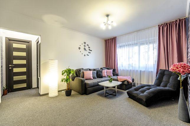 Inchiriez in regim hotelier apartament nou renovat 2 camere parter