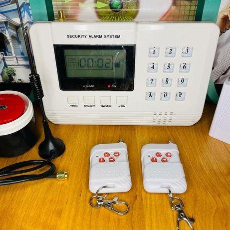 GSM сигнализация для сейфа в Атырау