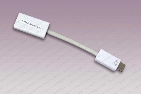 ANIMABG Преходник Mini DVI към HDMI