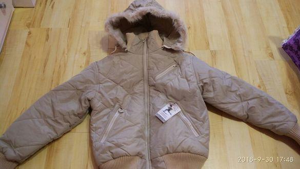 Дебело дамско яке