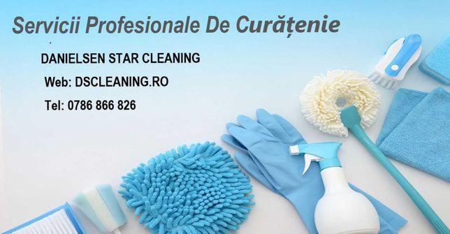 Firma de curatenie Danielsen Star Cleaning