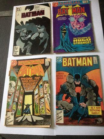 Ретро комикси ,Батман,Волферин и други -1960-1970