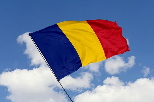 Steag Romania 135x90cm