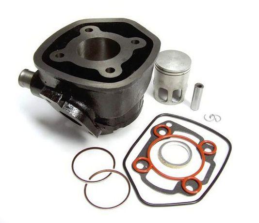 Set Motor Cilindru Scuter Complet Aprilia SR Yamaha Aerox 80cc NOU