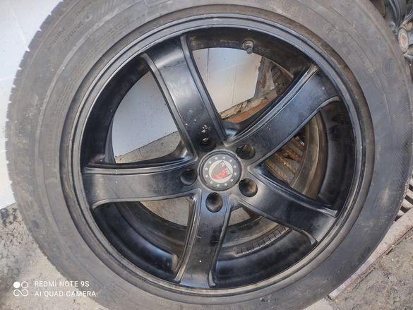 Джанти с гуми за Опел и Шевролет