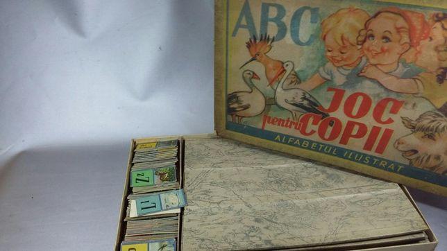 Jocurile copilăriei din regimul comunist ABC bucuria copiilor