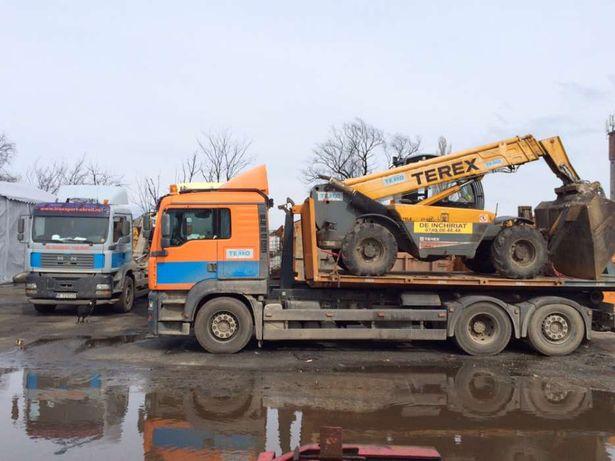 servicii transport containere abroll