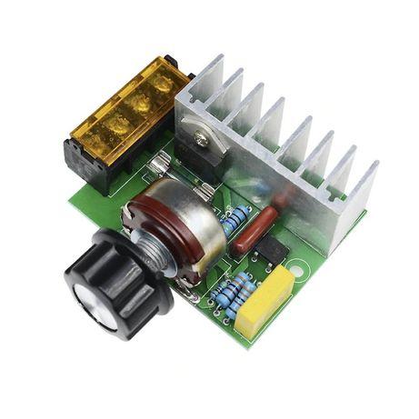 Мощен регулатор на обороти (димер) до 4000W 230V