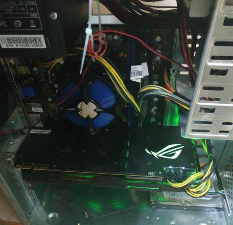 Nvidia  asus strix gtx 1080 8 gb