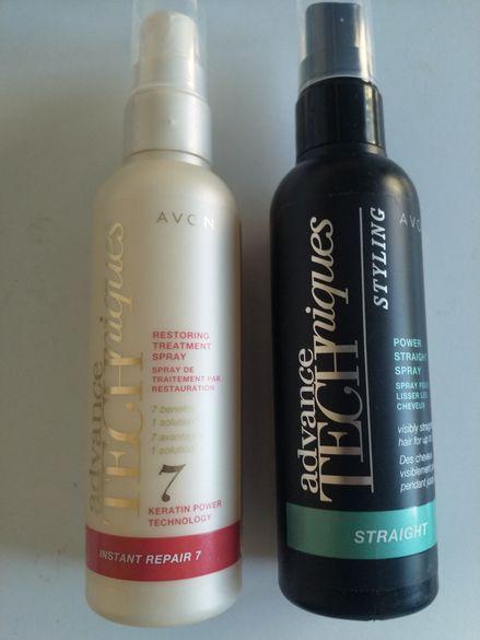 Възстановяващ спрей за коса