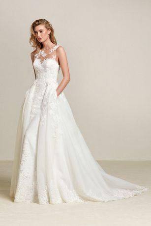 """Итальянское свадебное платье """"Pronovias"""""""