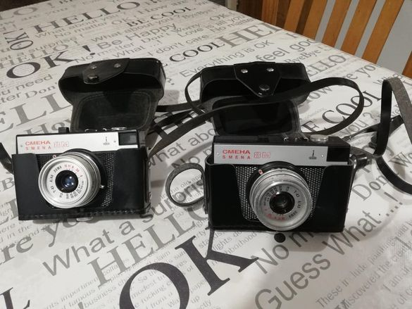 "Фотоапарат ""SMENA"" 8 M - НОВИ!"