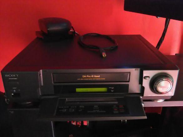 Професионален видео-рекордер - SONY - DA-pro 4 Head