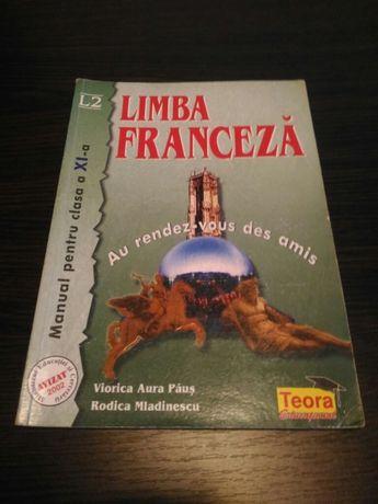 Vand manual limba franceza