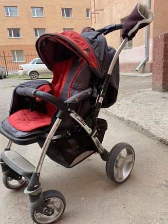 Продаю Детскую коляску  Quatro