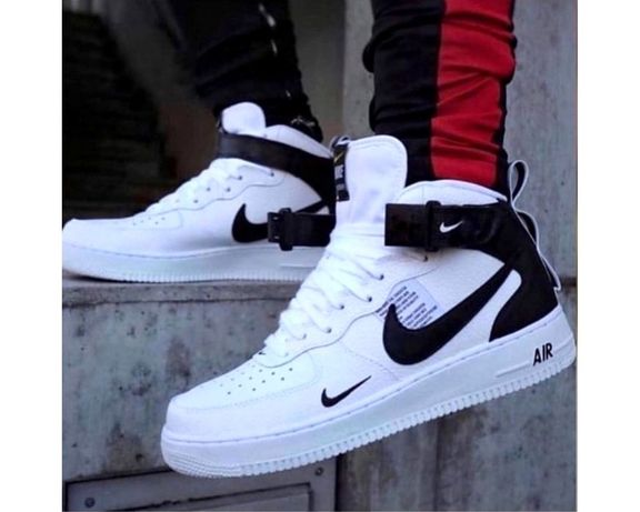 Nike Air Force високи и ниски