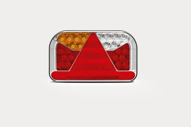 Lampa LED Fristom FT-170 pentru remorci, platforme, trailere, camioane