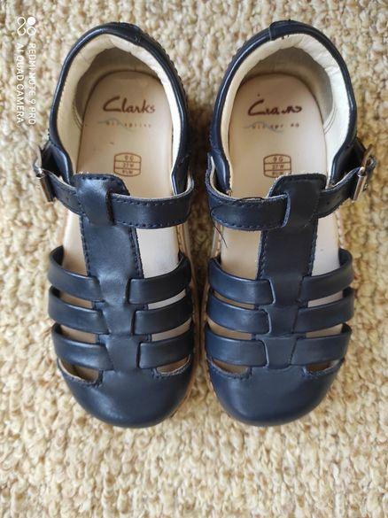 Обувки clarks 26 и 27 номер