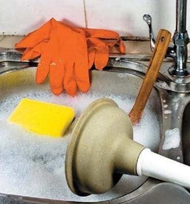 Чистка канализации тросом