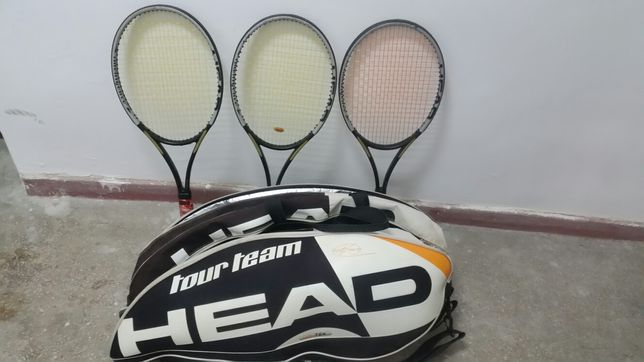 Set tenis head