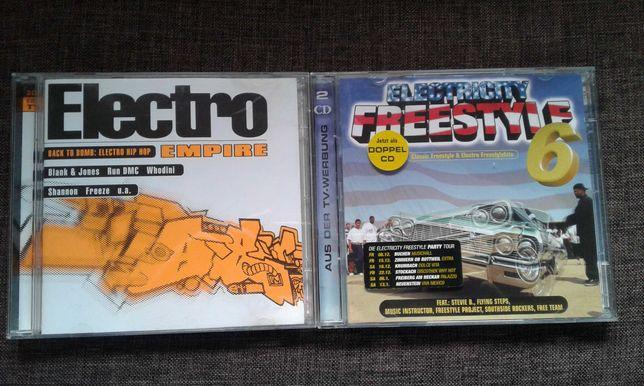 2 Albume Breakdance 4 CD (electro, Freestyle,Dance)