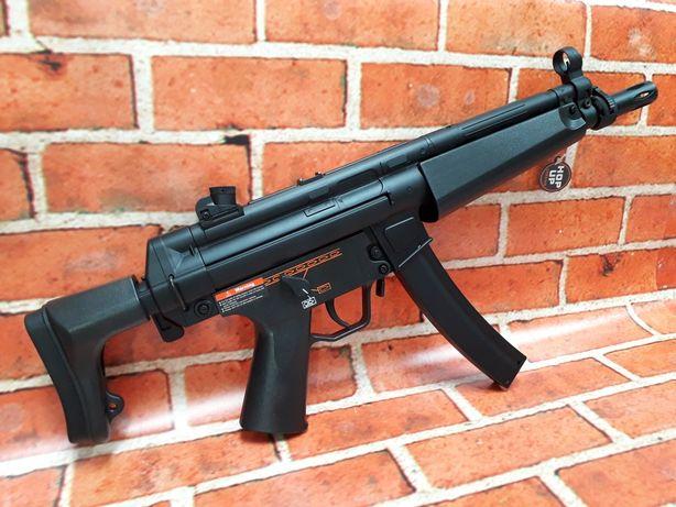 Pistol Mitraliera HK MP5N Arma asalt airsoft AEG Jing Gong