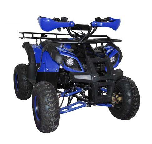 ATV 125cc tip Hummer cu Cutie Automata, Alarma, Nou cu Garantie