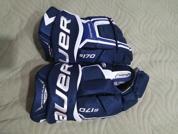 Продам краги хоккейные