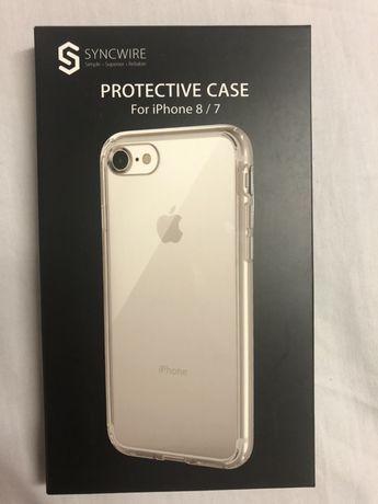 iPhone 7/8 - Husa silicon - Syncwire UltraRock