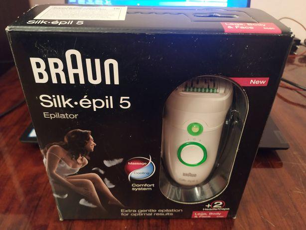 Эпилятор Braun Silk epil 5