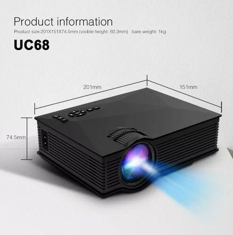 Led проектор unic