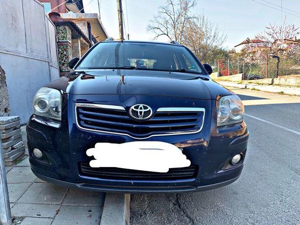 На Части Тойота Авенсис Facelift 2.0 d-4d 126коня 2008г