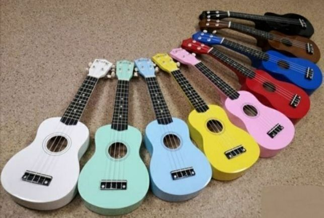 Продам гавайские гитары укулеле