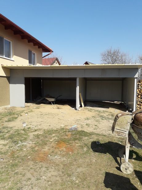 Vand garaj modular