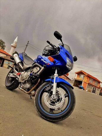 Honda CB 600 F син металик