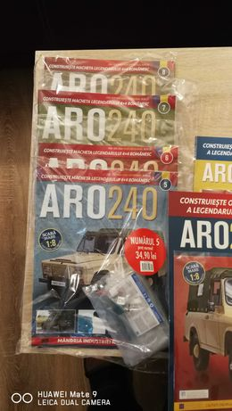 ARO-colecție machete