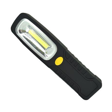 Lampa lucru service portabila cu magnet si suport prindere LED COB