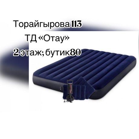 Надувной матрас двуспальный