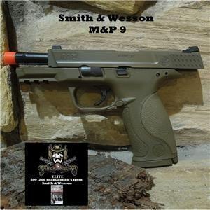 Pistol Glock Full Metal cu Blowback Co2 aer comprimatAirsoft green gas