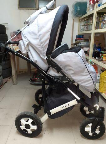 Бебешка количка Dizain Baby Viola 2in1