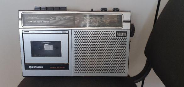 Hitachi Радиокасетофон