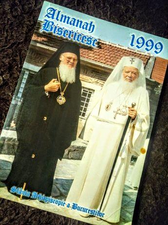 Almanah Bisericesc 1999