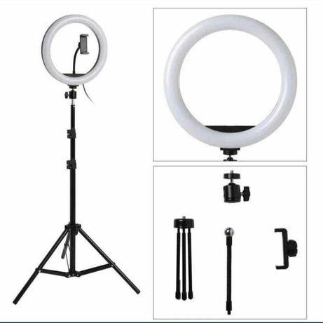 кольцевая лампа для сьемок