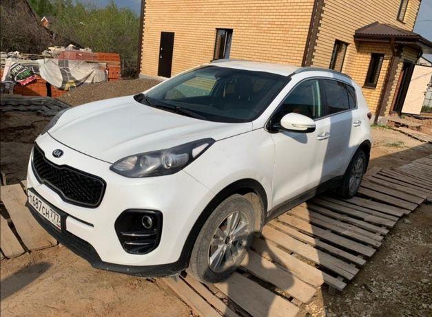 Продам Kia Sportage